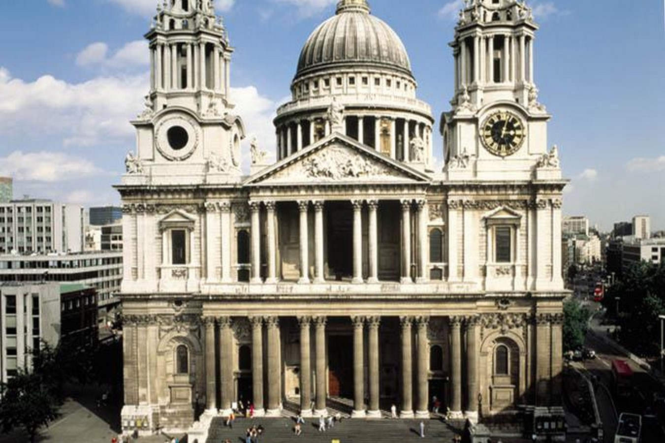 St. Paul's Cathedral - Sheet3