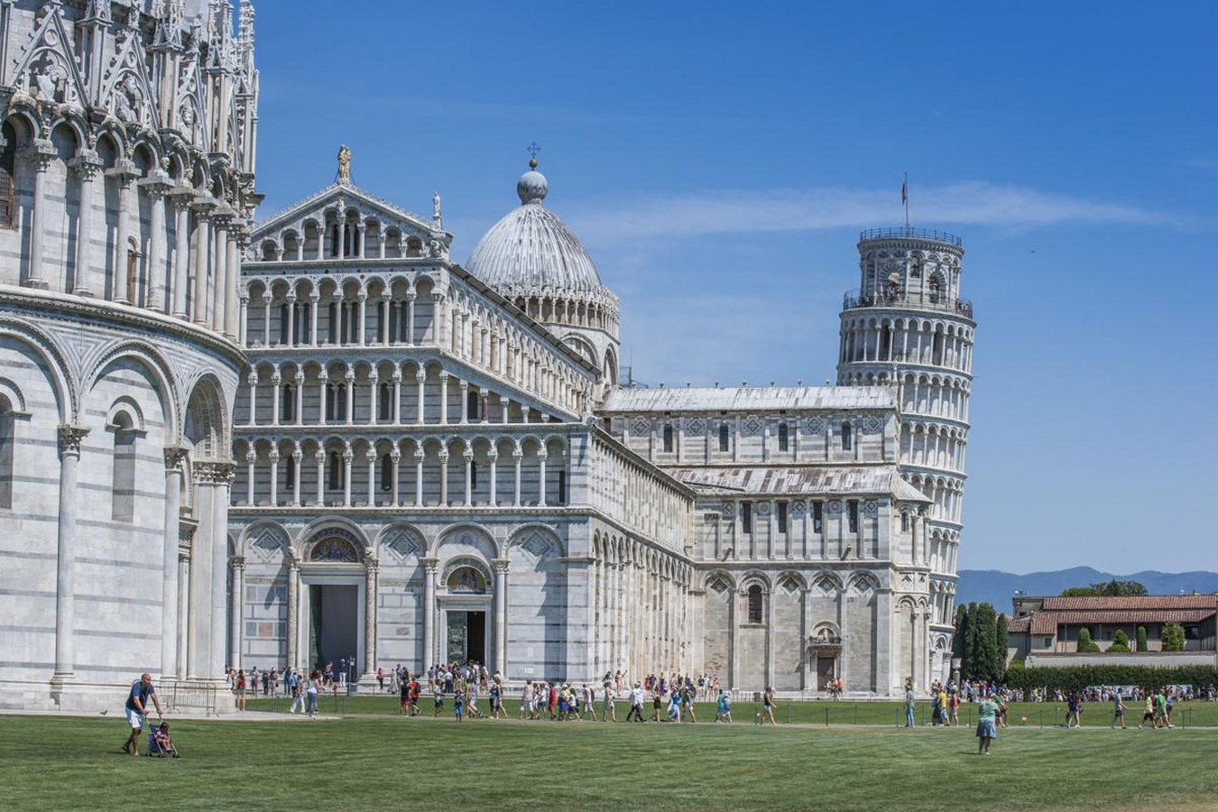 Leaning Tower of Pisa - Sheet2