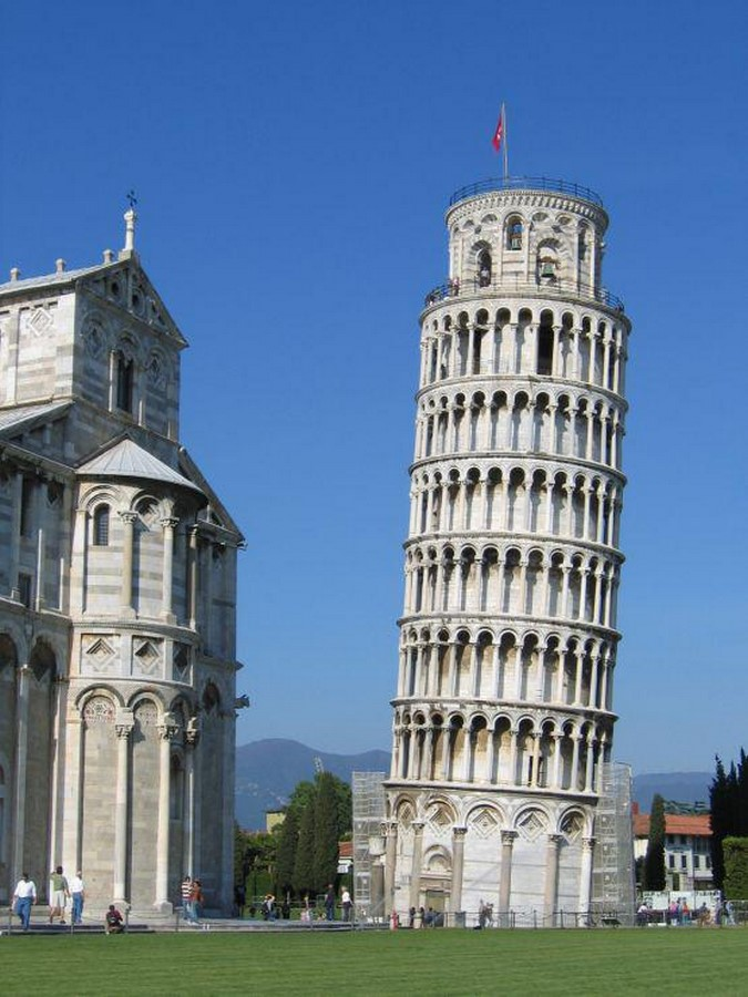 Leaning Tower of Pisa - Sheet3