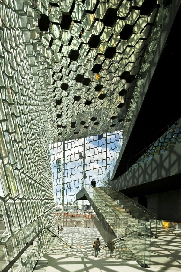 Harpa Concert Hall and Conference Centre by Henning Larsen Architects: Crystal Facade - Sheet10