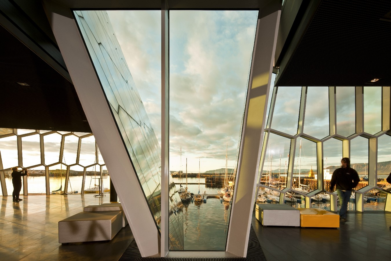 Harpa Concert Hall and Conference Centre by Henning Larsen Architects: Crystal Facade - Sheet16