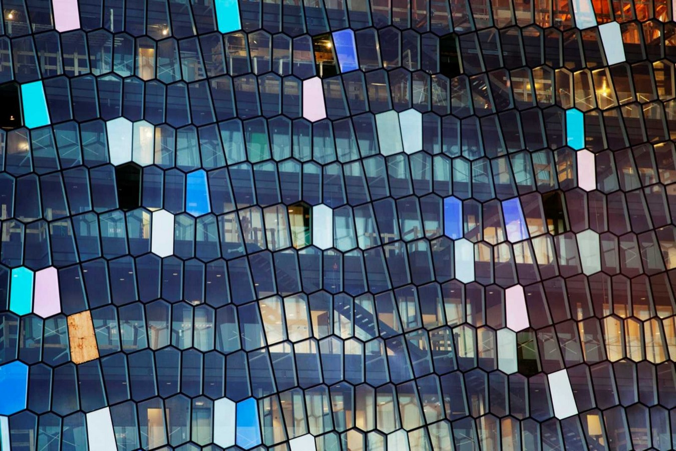 Harpa Concert Hall and Conference Centre by Henning Larsen Architects: Crystal Facade - Sheet17