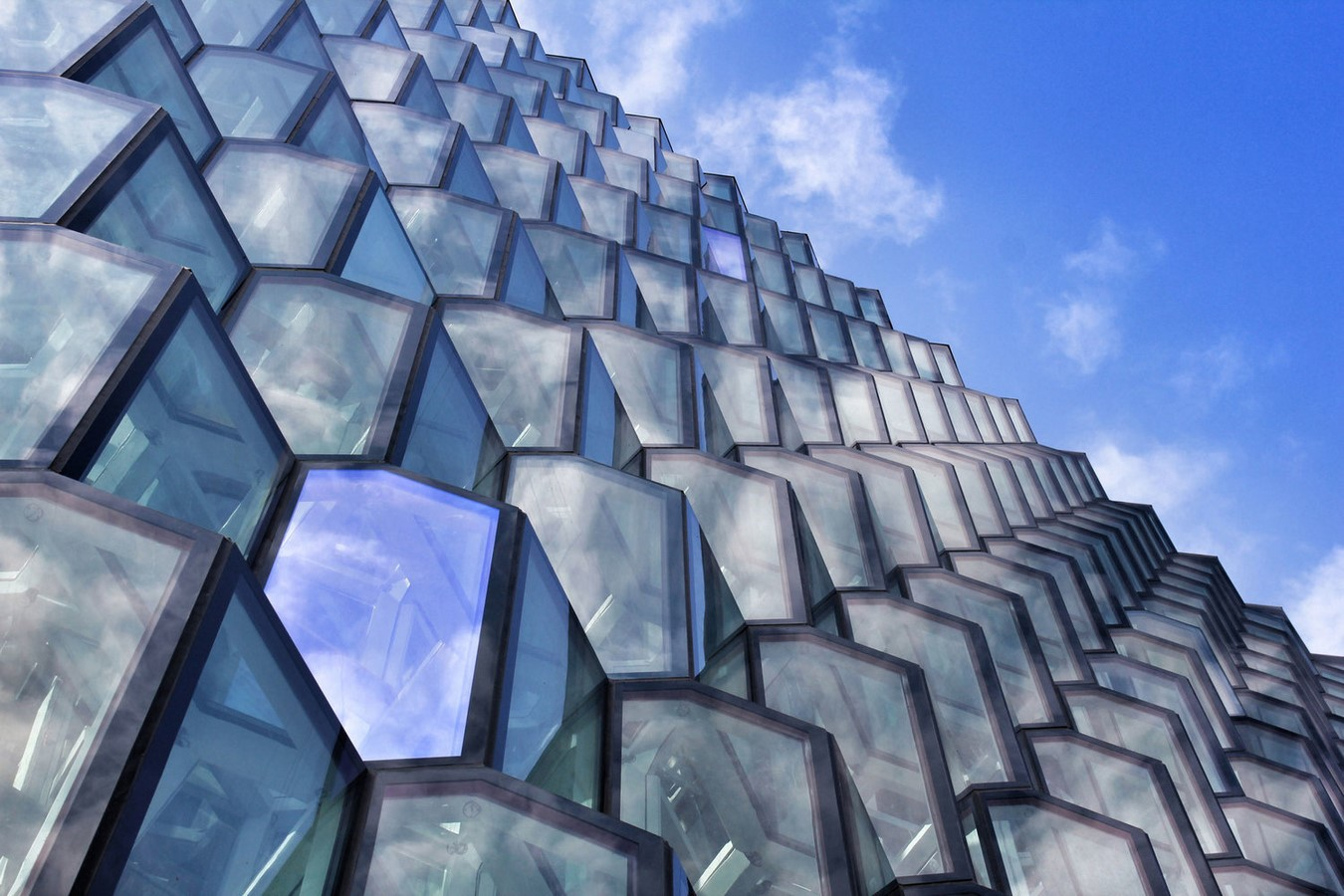 Harpa Concert Hall and Conference Centre by Henning Larsen Architects: Crystal Facade - Sheet9