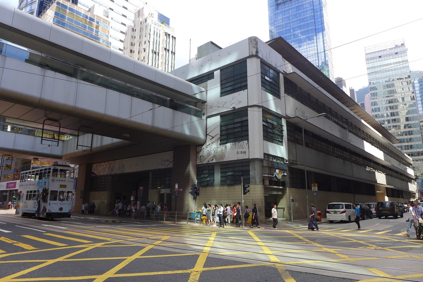 The politically inclined architecture of Hong Kong - Sheet8