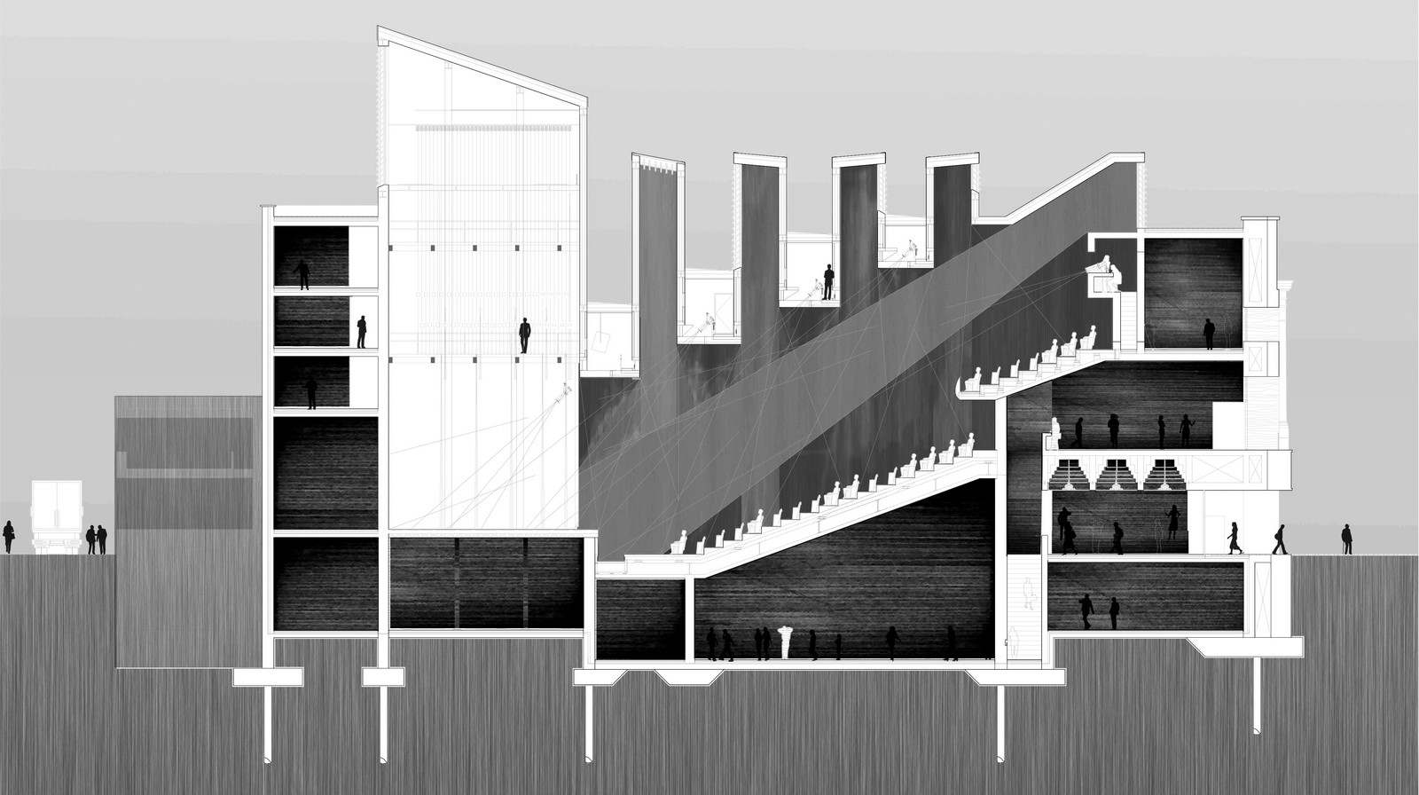 The influence of architecture on Theatre - Sheet1