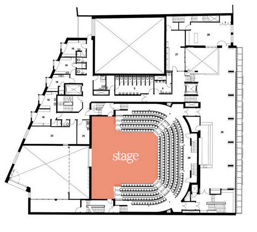 The influence of architecture on Theatre - Sheet4