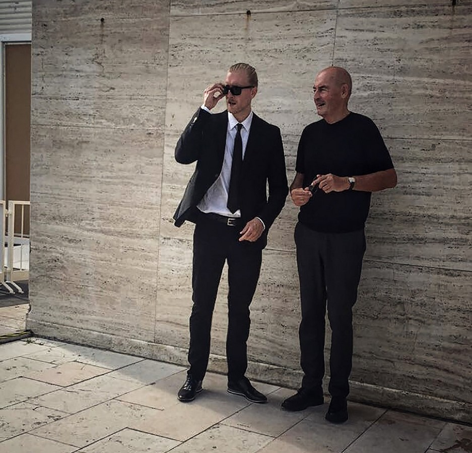 Documentary for Architects REM Rem Koolhaas Documentary-2016 - Sheet3