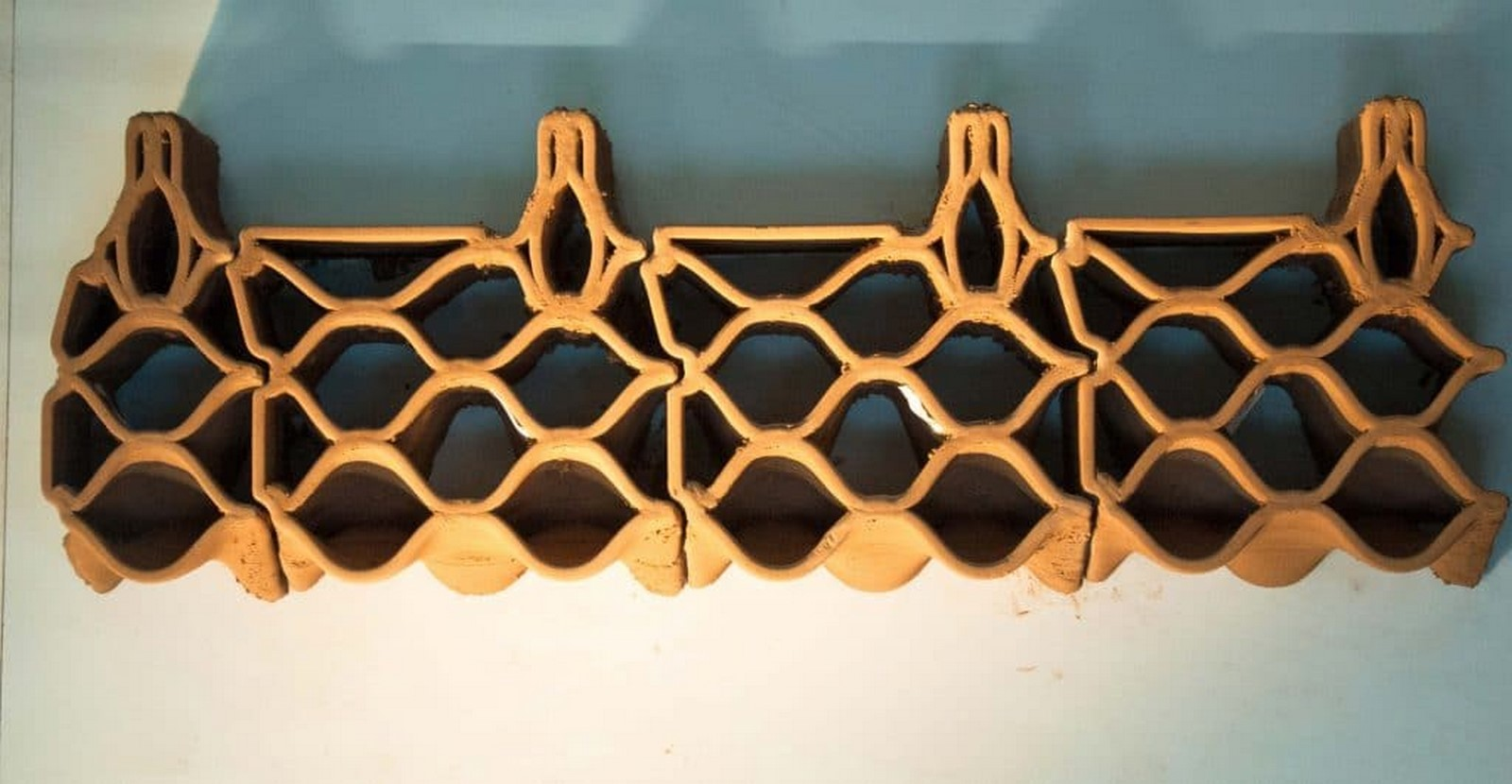 IAAC Research- 3D Printing with 'terra'- a new step in local architecture? - Sheet2