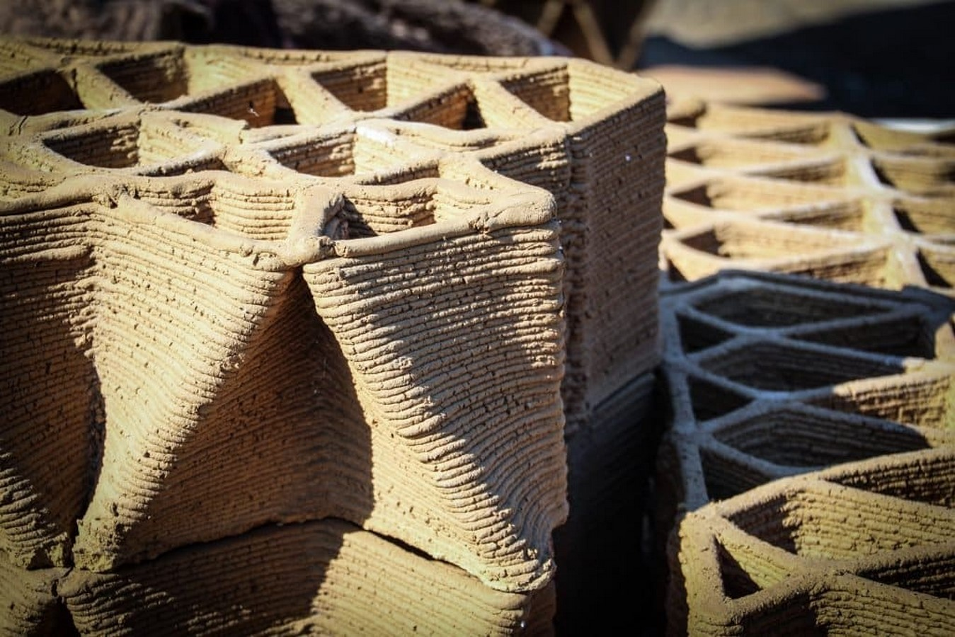 IAAC Research- 3D Printing with 'terra'- a new step in local architecture? - Sheet3