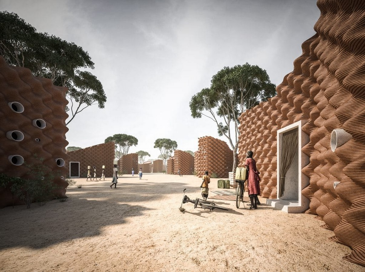 IAAC Research- 3D Printing with 'terra'- a new step in local architecture? - Sheet4