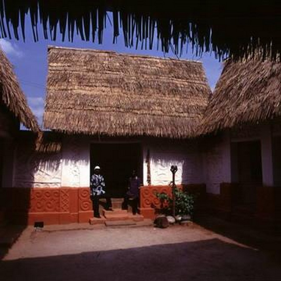 5 Vernacular architecture in Africa Sheet10