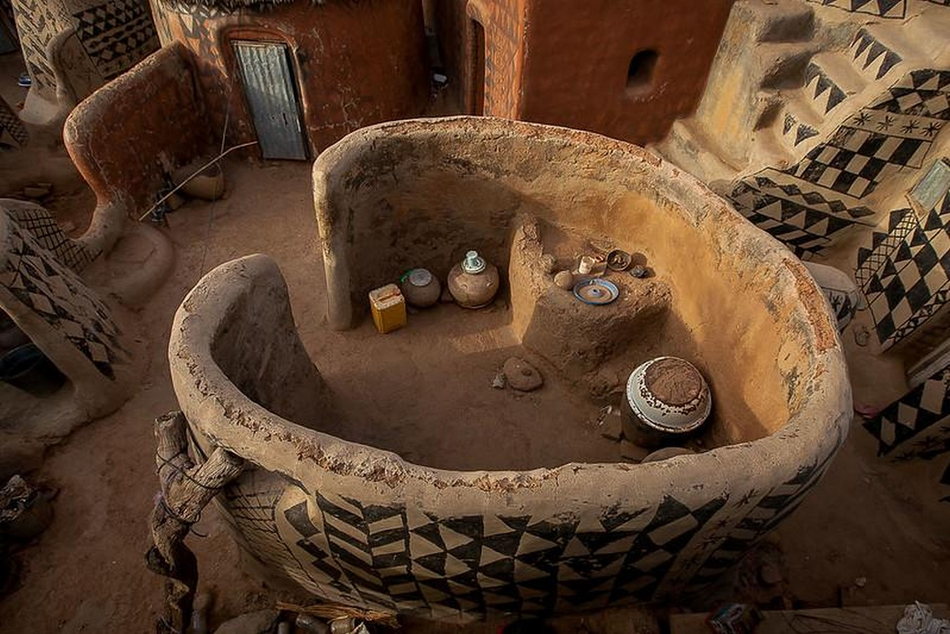 5 Vernacular architecture in Africa Sheet3