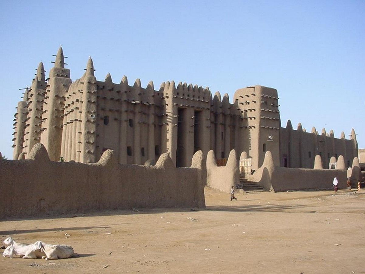 5 Vernacular architecture in Africa Sheet9