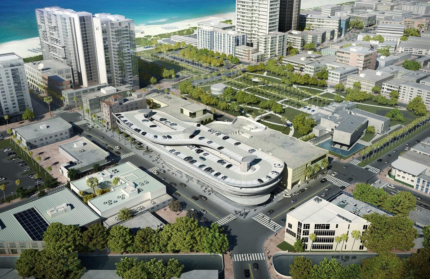 Collins Park Place, Miami - Sheet2