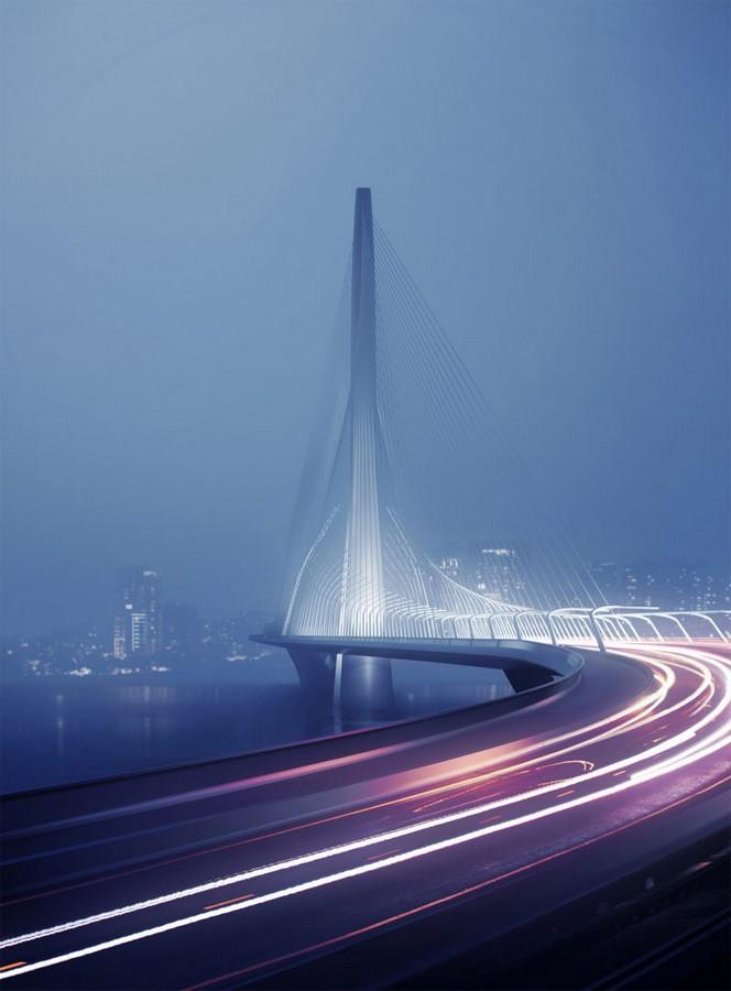 Danjiang Bridge, Taiwan - Sheet2