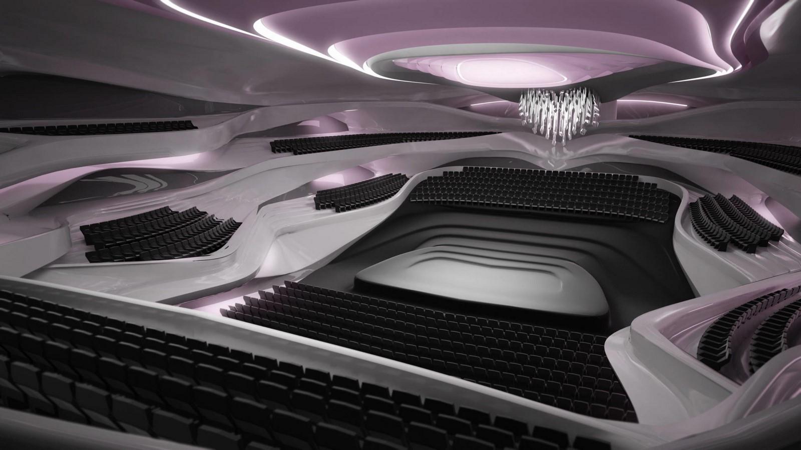 New Dance & Music Centre, The Hague - Sheet1