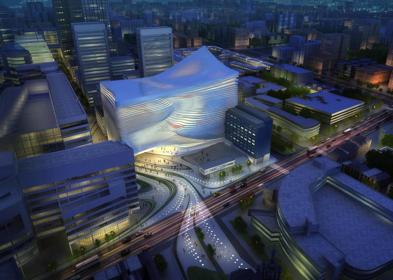 New Dance & Music Centre, The Hague - Sheet2