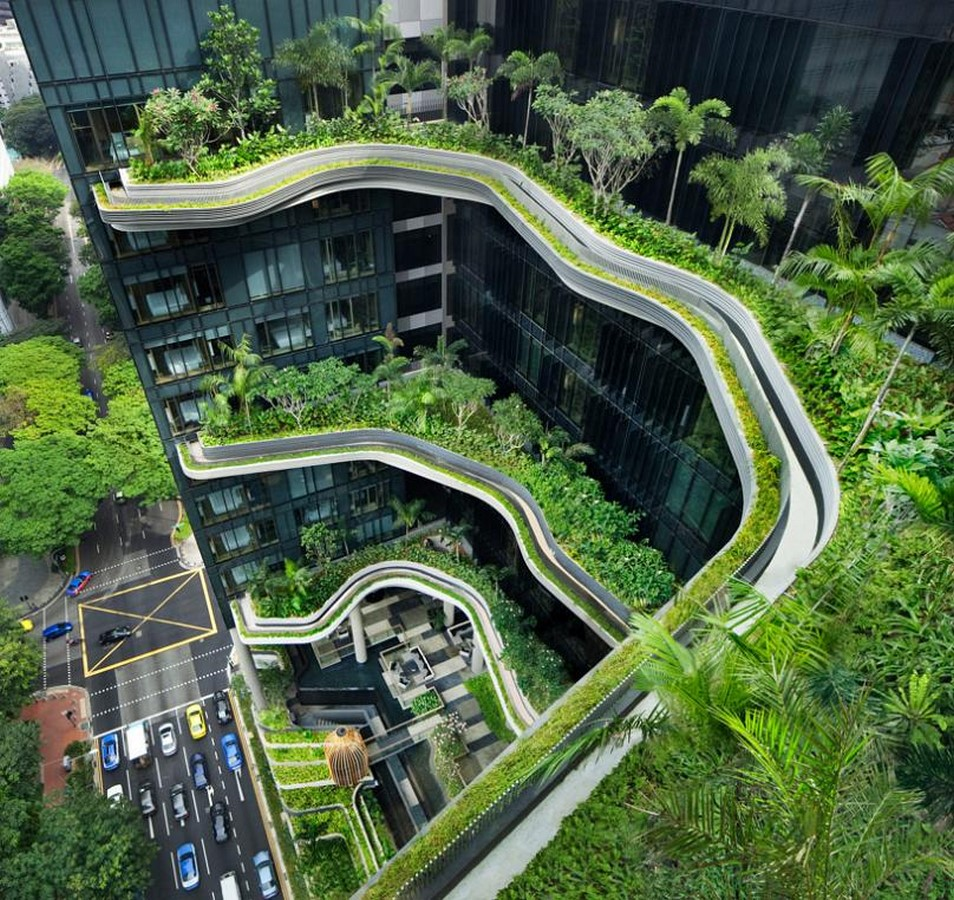 Past, Present and Future: Green Architecture Sheet1