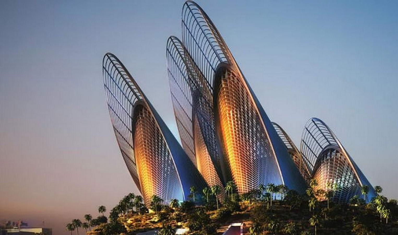 Past, Present and Future: Futuristic Architecture Sheet3