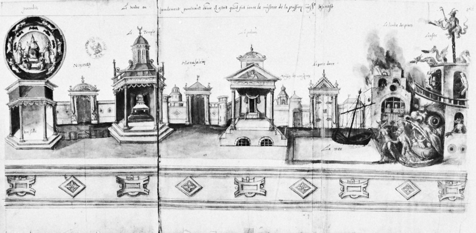 Evolution of Architecture of theatres/ auditoriums Sheet9