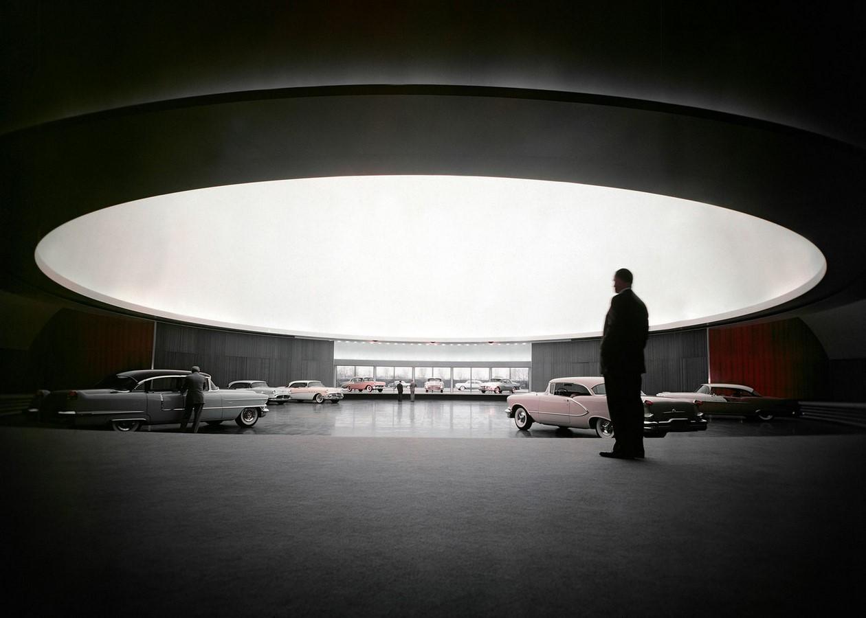Eero Saarinen: Ideology and Philosophy Sheet3