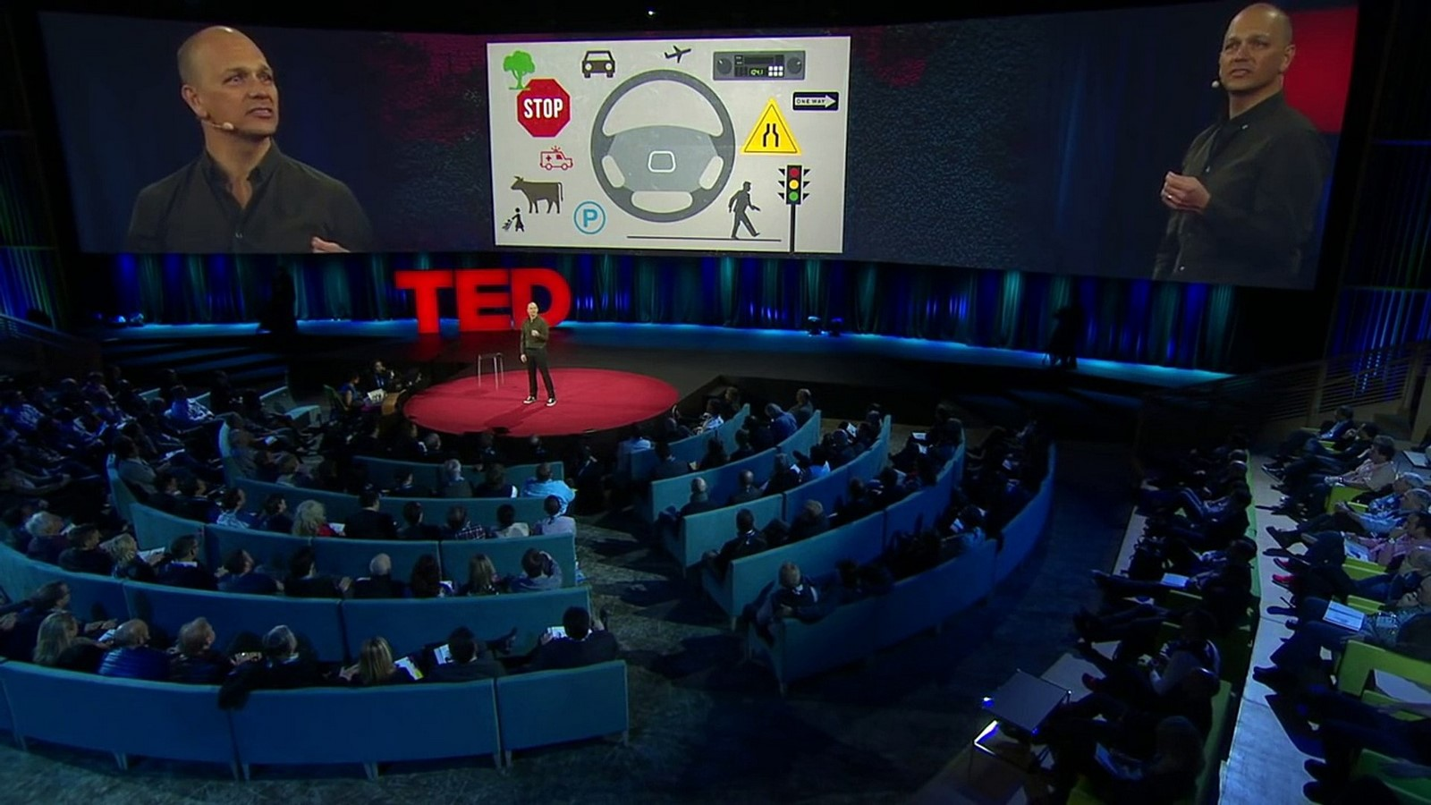 TedTalk for Architects: The first secret of great design by Tony Fadell Sheet1