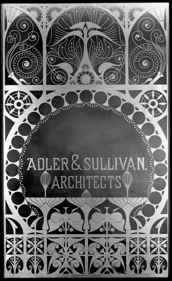 Documentary for Architects: Louis Sullivan: The Struggle for American Architecture-2010 Sheet2