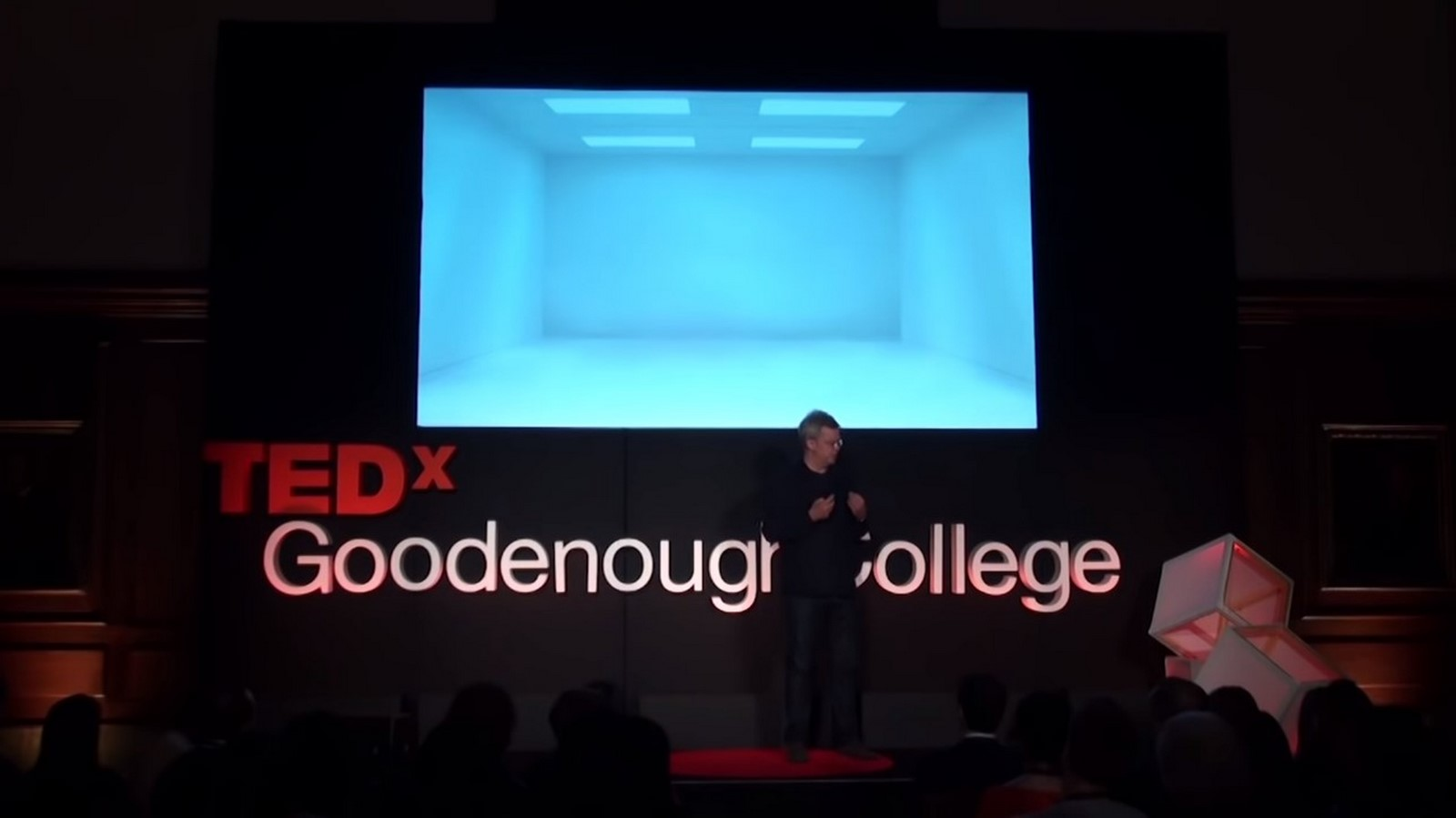 TedTalks for Architects: Architecture and the Science of the Senses by Stefan Behling Sheet1