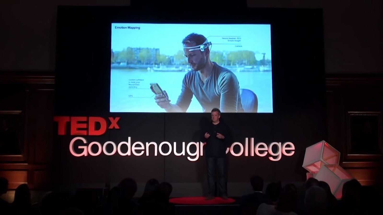 TedTalks for Architects: Architecture and the Science of the Senses by Stefan Behling Sheet4