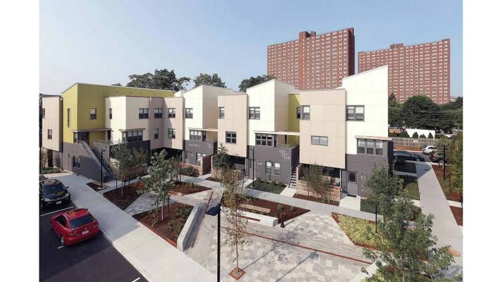 Multifamily Housing -Jefferson Park Apartments Sheet1