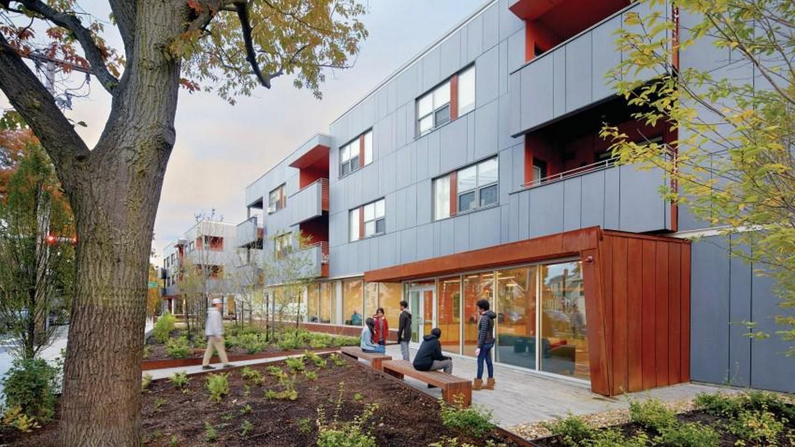 Multifamily Housing -Jefferson Park Apartments Sheet2