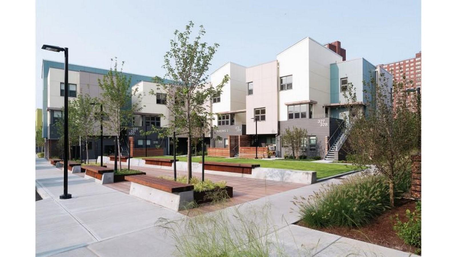 Jefferson Park Apartments Sheet3