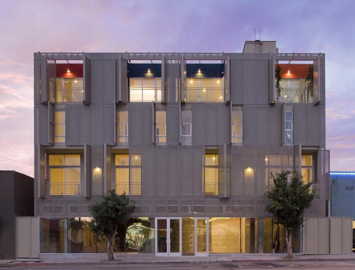 Multifamily Housing- Cherokee Lofts Sheet1