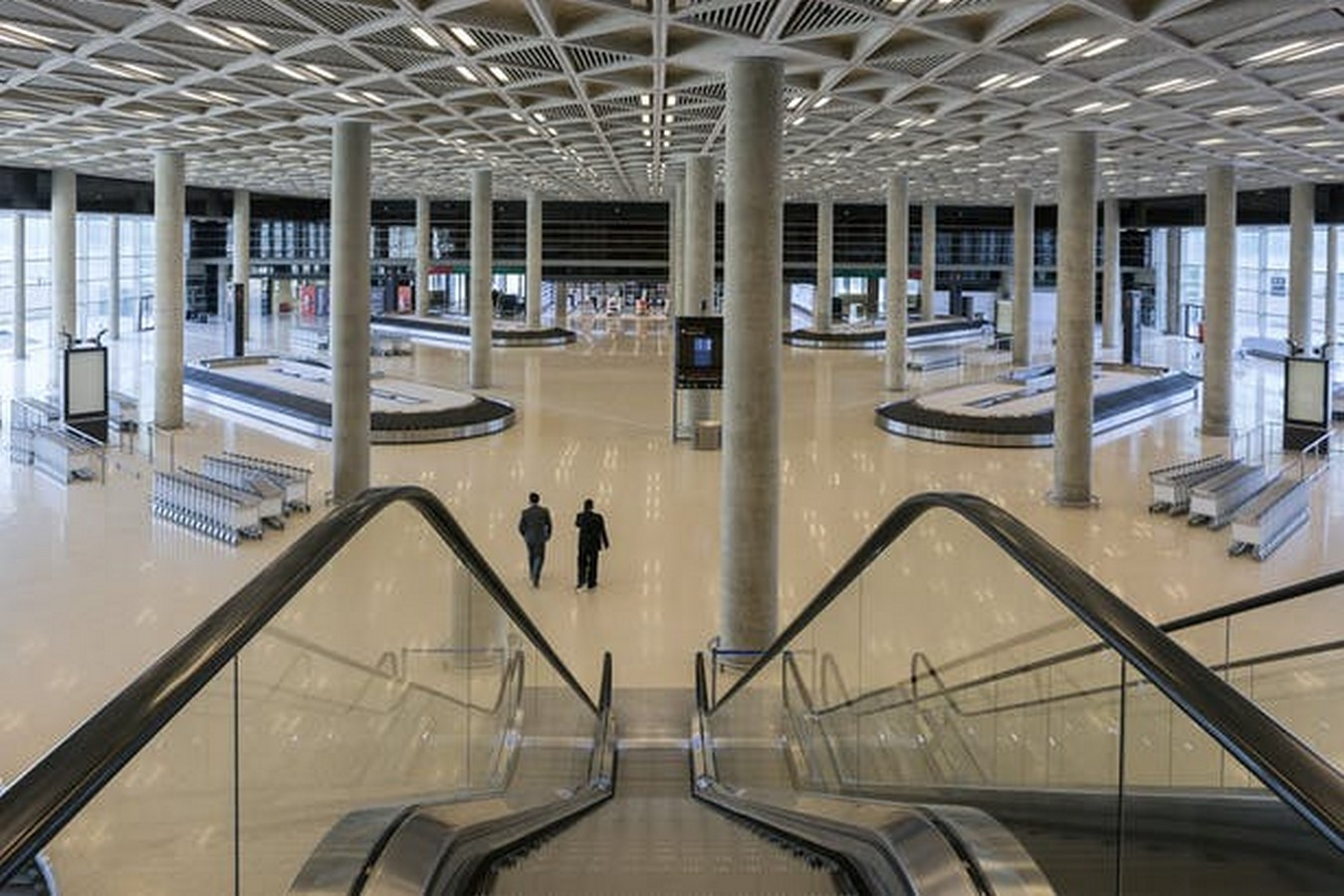 Queen Alia International Airport, Jordan Sheet2