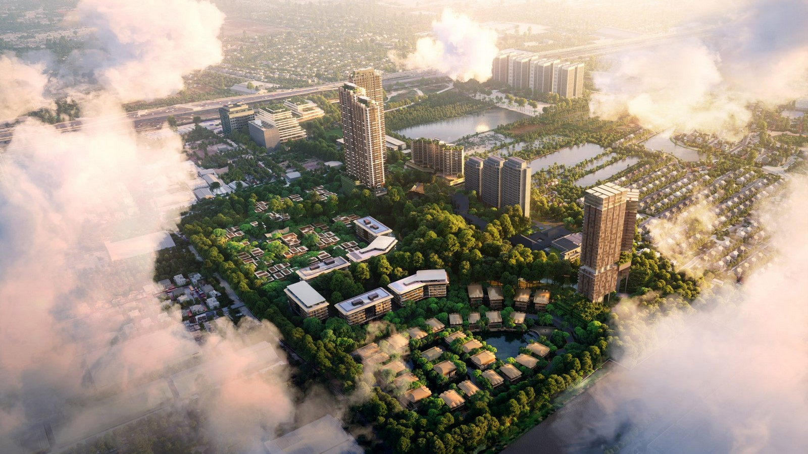 Master Plan for forests neighborhoods in Bangkok unveiled by Foster + Partners Sheet6