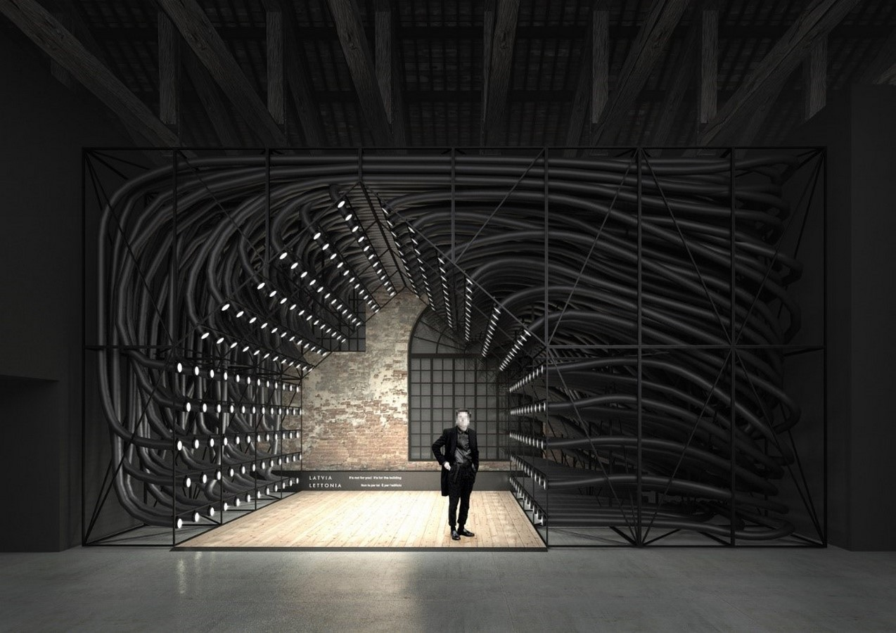 Latvian Pavilion Explores Human Resistance to Technology at the 2021 Venice Biennale Sheet6