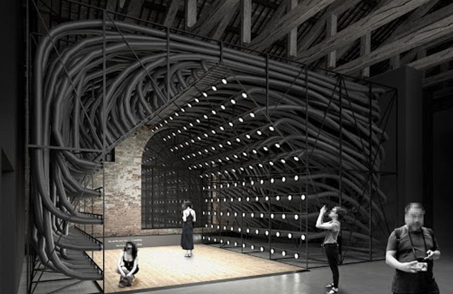 Latvian Pavilion Explores Human Resistance to Technology at the 2021 Venice Biennale