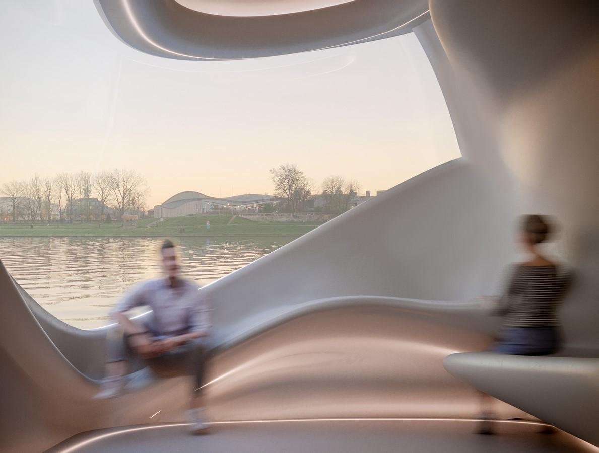 Floating office pods are the future of a truly flexible lifestyle and remote work Designed by Agnieszka Białek Sheet4