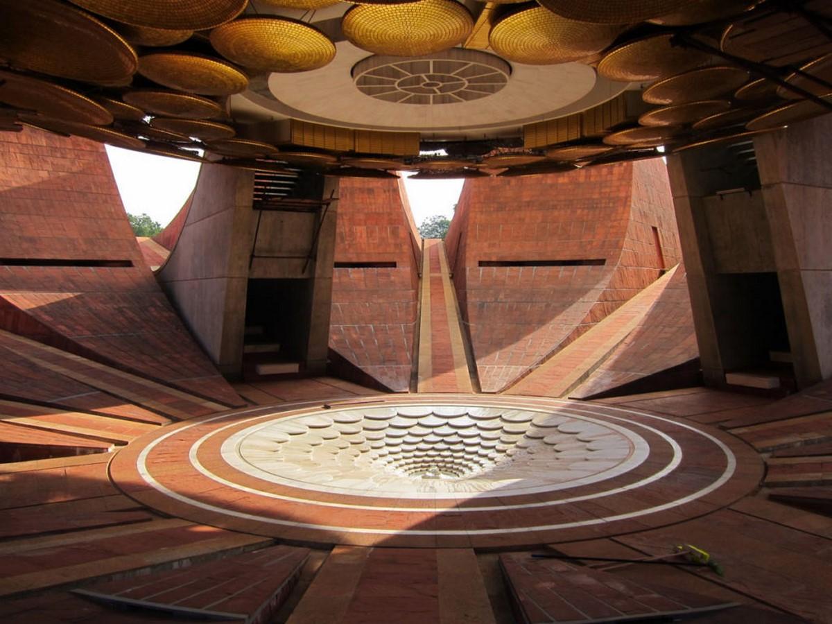 Matri Mandir, Auroville, India Sheet3