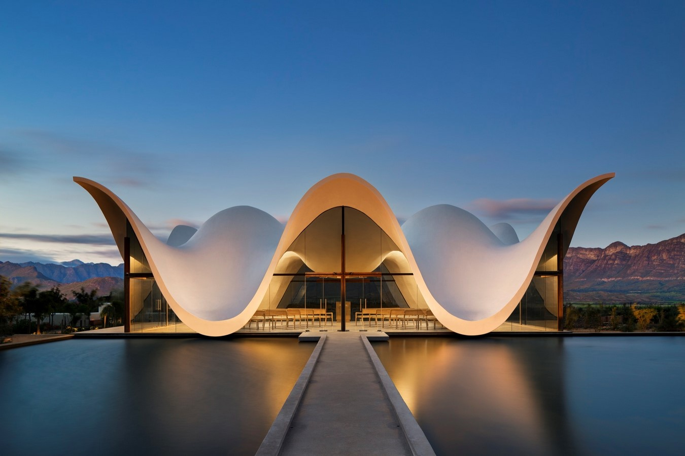 Bosjes Chapel, South Africa Sheet1