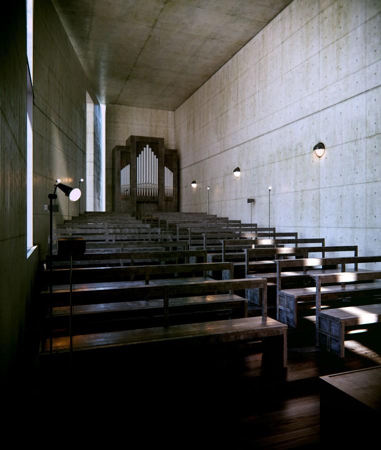 The Church of the Light, Ibaraki, Japan Sheet3
