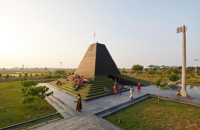 Temple of Steps, Nandyala, India Sheet2