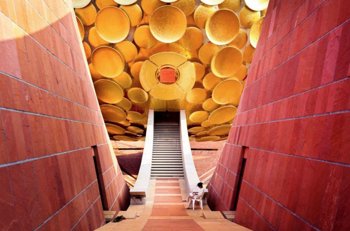 Matri Mandir, Auroville, India Sheet4