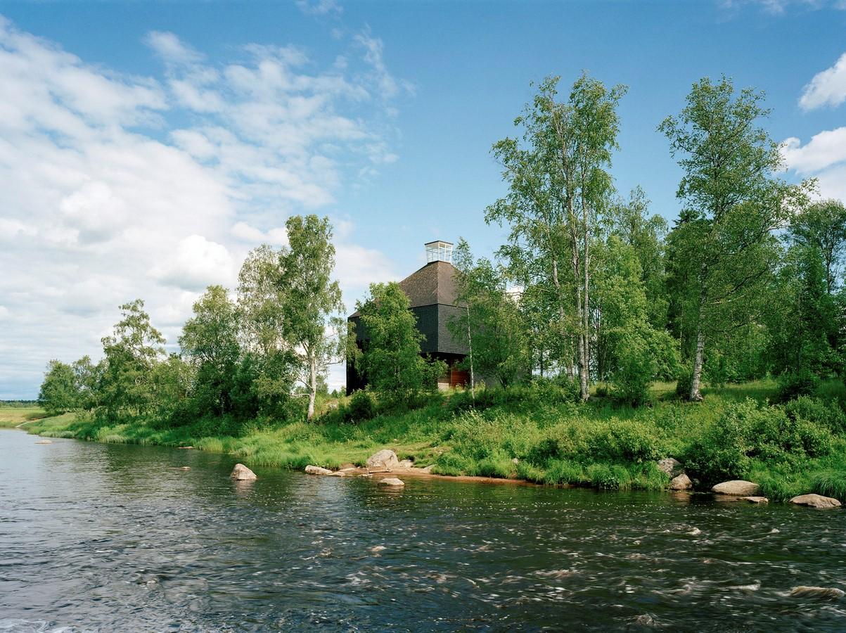Kärsämäki Shingle Church, Finland Sheet1
