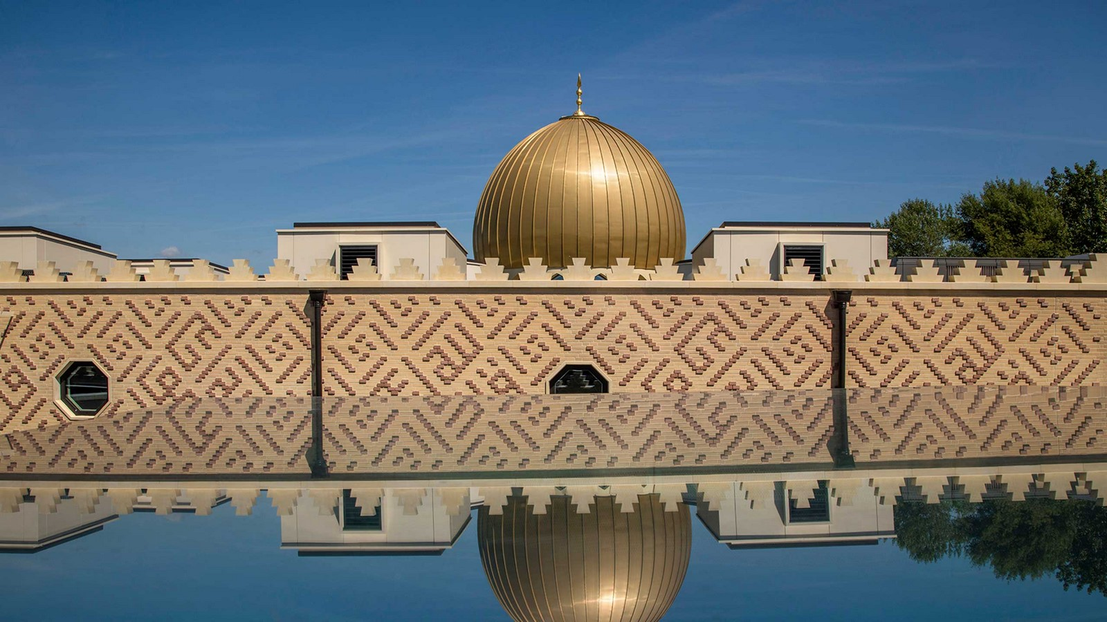 Cambridge Mosque, Cambridge, England Sheet3