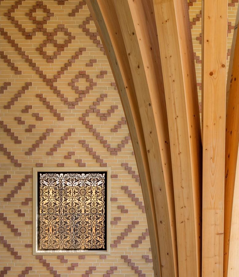 Cambridge Mosque, Cambridge, England Sheet4