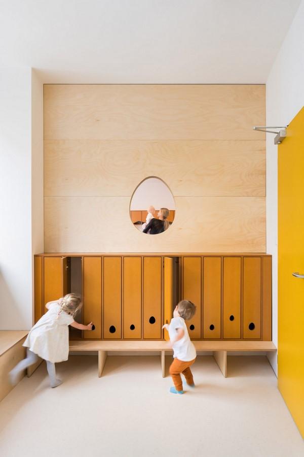 Educational Buildings -Malvina Day Nursery, Prague, Czech Sheet1