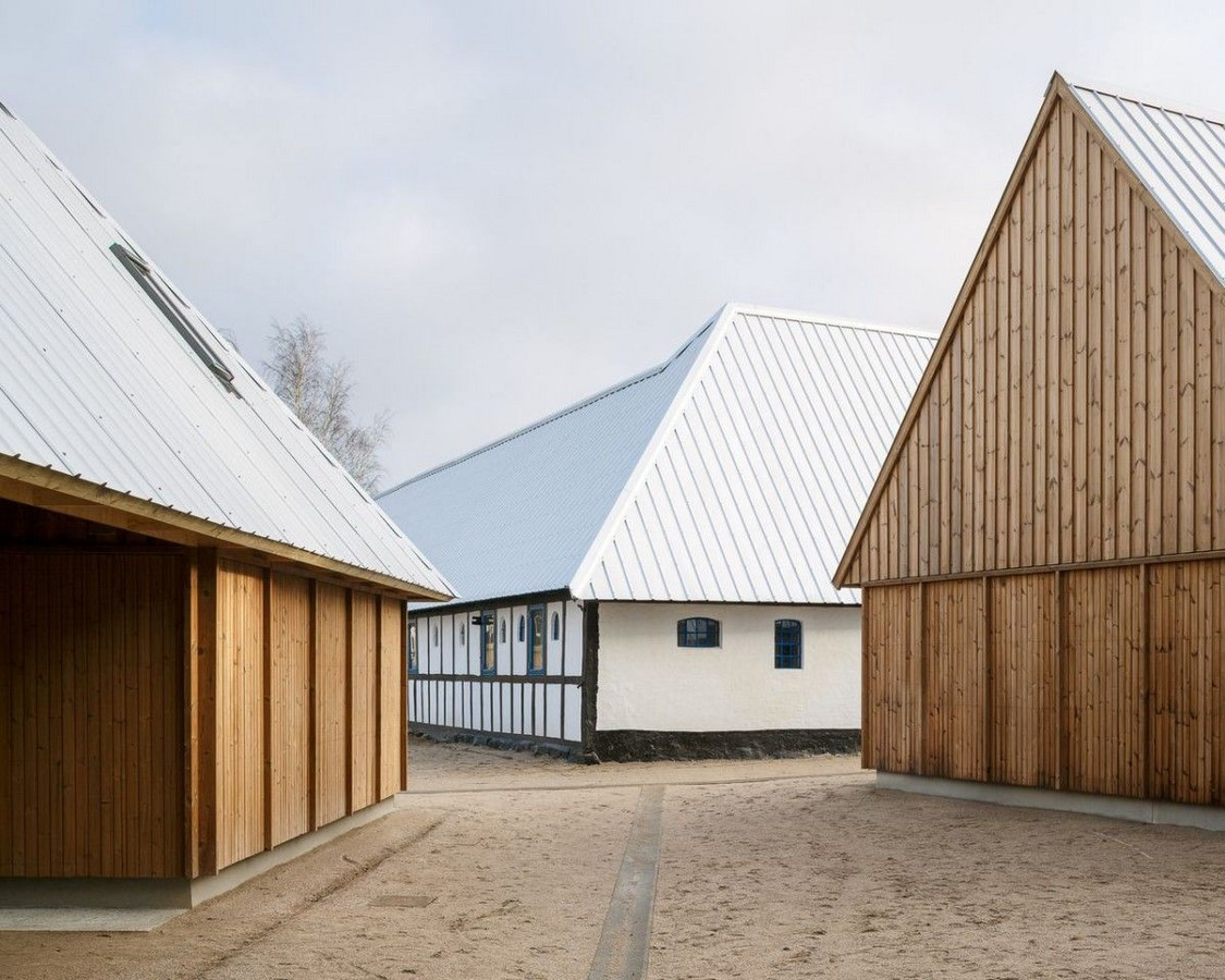 Student Village Dormitories, Aarhus, Denmark Sheet3