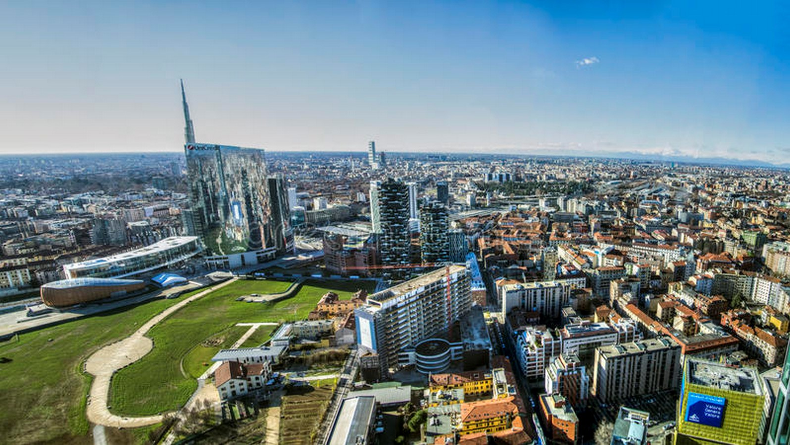 Architecture of Cities: Milan: The economic heart of Italy sheet1