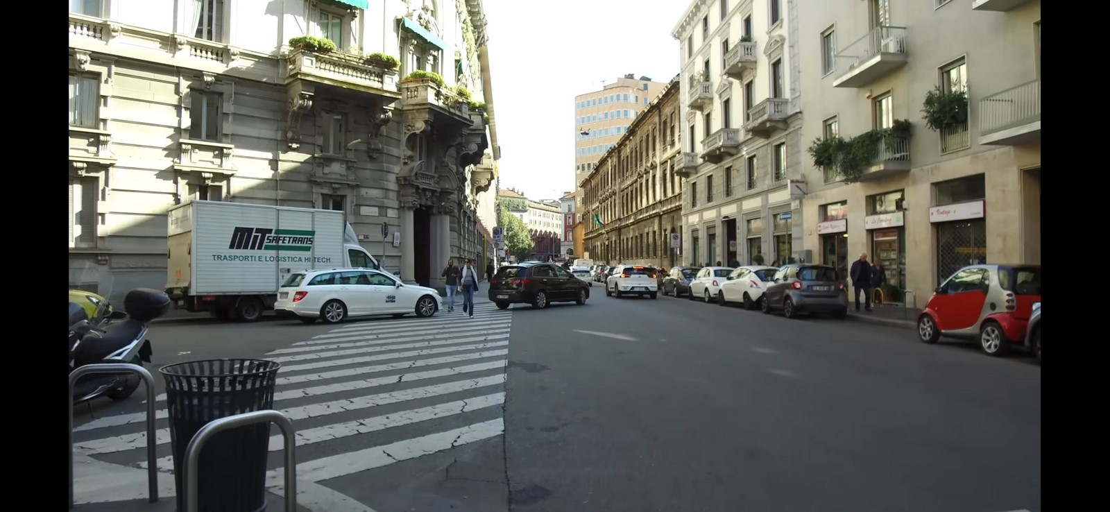Architecture of Cities: Milan: The economic heart of Italy sheet11